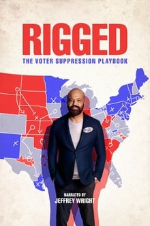 Image Rigged: The Voter Suppression Playbook