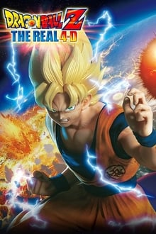 Image Dragon Ball Z: The Real 4-D