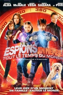 Spy Kids: All the Time in the World series tv