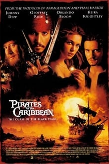 An Epic at Sea: The Making of 'Pirates of the Caribbean: The Curse of the Black Pearl' series tv