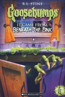 Image Goosebumps: It Came from Beneath the Kitchen Sink