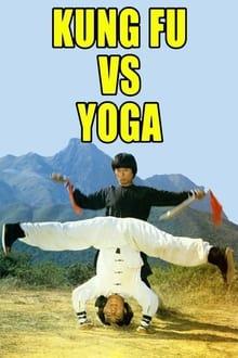 Image Kung-Fu Contre Yoga