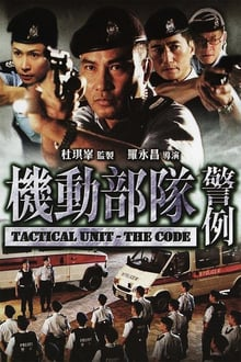 Image Tactical Unit : The Code
