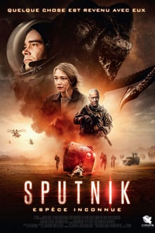 image Sputnik : Espèce inconnue