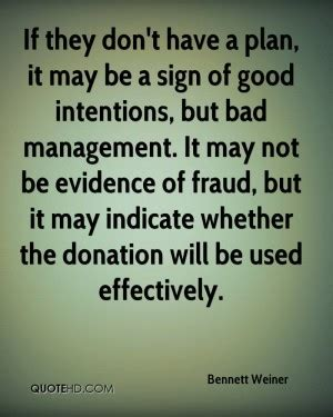 Image Paved with Good Intentions