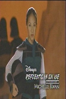 Image Reflections on Ice: Michelle Kwan Skates to the Music of Disney's 'Mulan'
