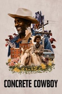Voir le film Concrete Cowboy 2020 en streaming