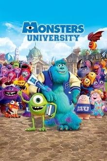 thumb Monstres Academy Streaming