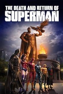La Mort et le Retour de Superman series tv