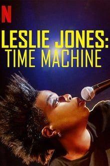 Image Leslie Jones: Time Machine