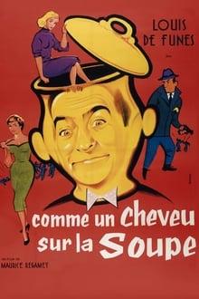 Voir Comme un cheveu sur la soupe (1957) en streaming