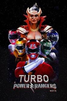 Turbo Power Rangers (1997)