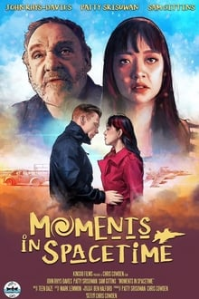 Image Moments in Spacetime