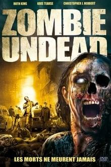 Zombie Undead series tv