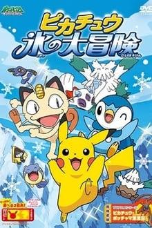 Image L'aventure glacée de Pikachu