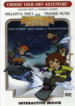 Image Choose Your Own Adventure - The Abominable Snowman