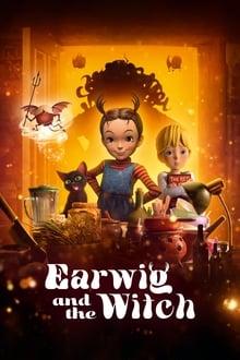 Image Aya et la sorcière
