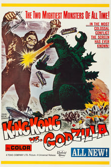 image King Kong vs. Godzilla