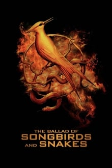 The Hunger Games: The Ballad of Songbirds and Snakes series tv