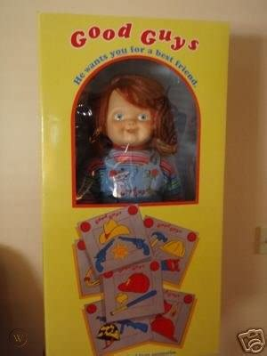 Image Introducing Chucky: The Making of Child's Play