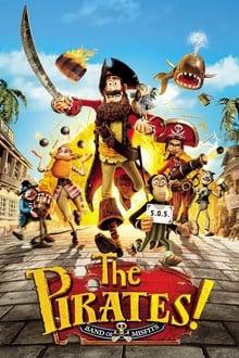 Image Les Pirates ! Bons à rien, mauvais en tout 2012