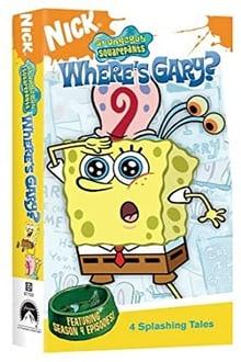 Image SpongeBob SquarePants: Where's Gary?