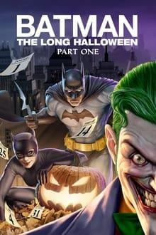 Batman: The Long Halloween, Part One series tv
