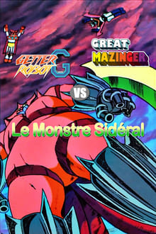 Image Great Mazinger et Getter Robot contre Le Monstre Sidéral 1975