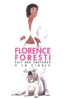 Image Florence Foresti - Fait des sketches à la Cigale 2006