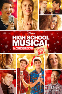High School Musical: The Musical: The Holiday Special series tv