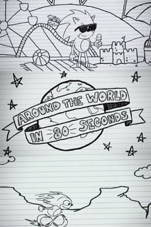 Image Sonic the Hedgehog - Around the World in 80 Seconds