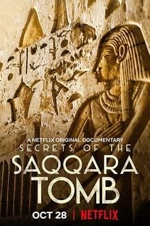 image Les Secrets de la tombe de Saqqarah