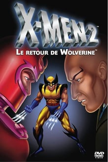 X-MEN 2 - Wolverine's story series tv