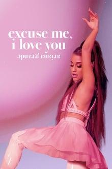 image ariana grande : excuse me, i love you
