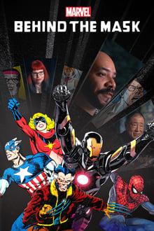 image Marvel: Derrière le masque