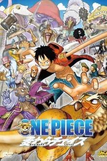 Image One Piece, film 11 : À la poursuite du chapeau de paille