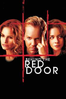 Image Behind the Red Door