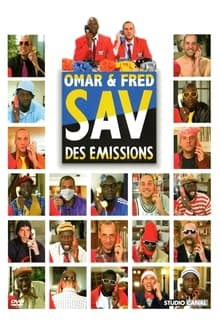 Image Omar & Fred - SAV des Émissions - Saison 1