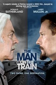 Image Man on the Train