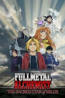Image Fullmetal Alchemist : L'Étoile Sacrée de Milos
