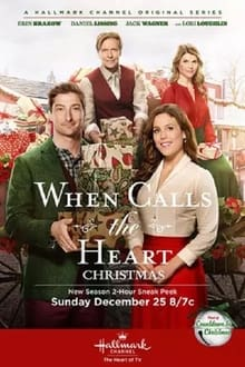 Image When Calls the Heart Christmas