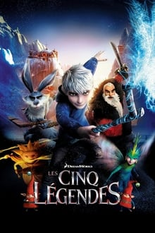 Image Les Cinq Légendes 2012