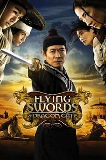 Image Dragon Gate : La Légende des sabres volants