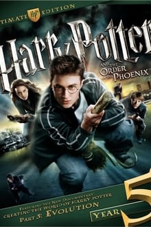 Image Creating the World of Harry Potter, Part 5: Evolution