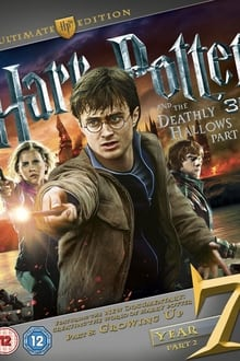 Creating the World of Harry Potter, Part 8: Growing Up series tv