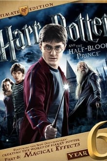 Creating the World of Harry Potter, Part 6: Magical Effects series tv