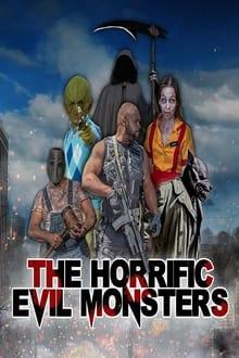 Image The Horrific Evil Monsters 2021