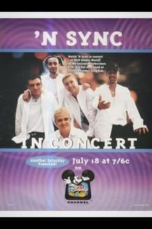 Image *NSYNC: Disney in Concert