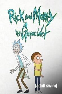 Image Rick et Morty vs Genocider