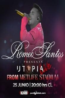 Voir Romeo Santos: Utopia Live from MetLife Stadium en streaming